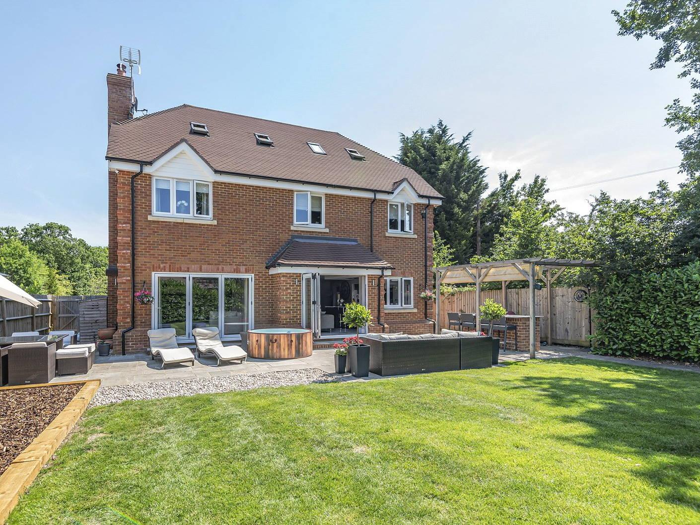Five of the best properties for sale in Burghfield Common