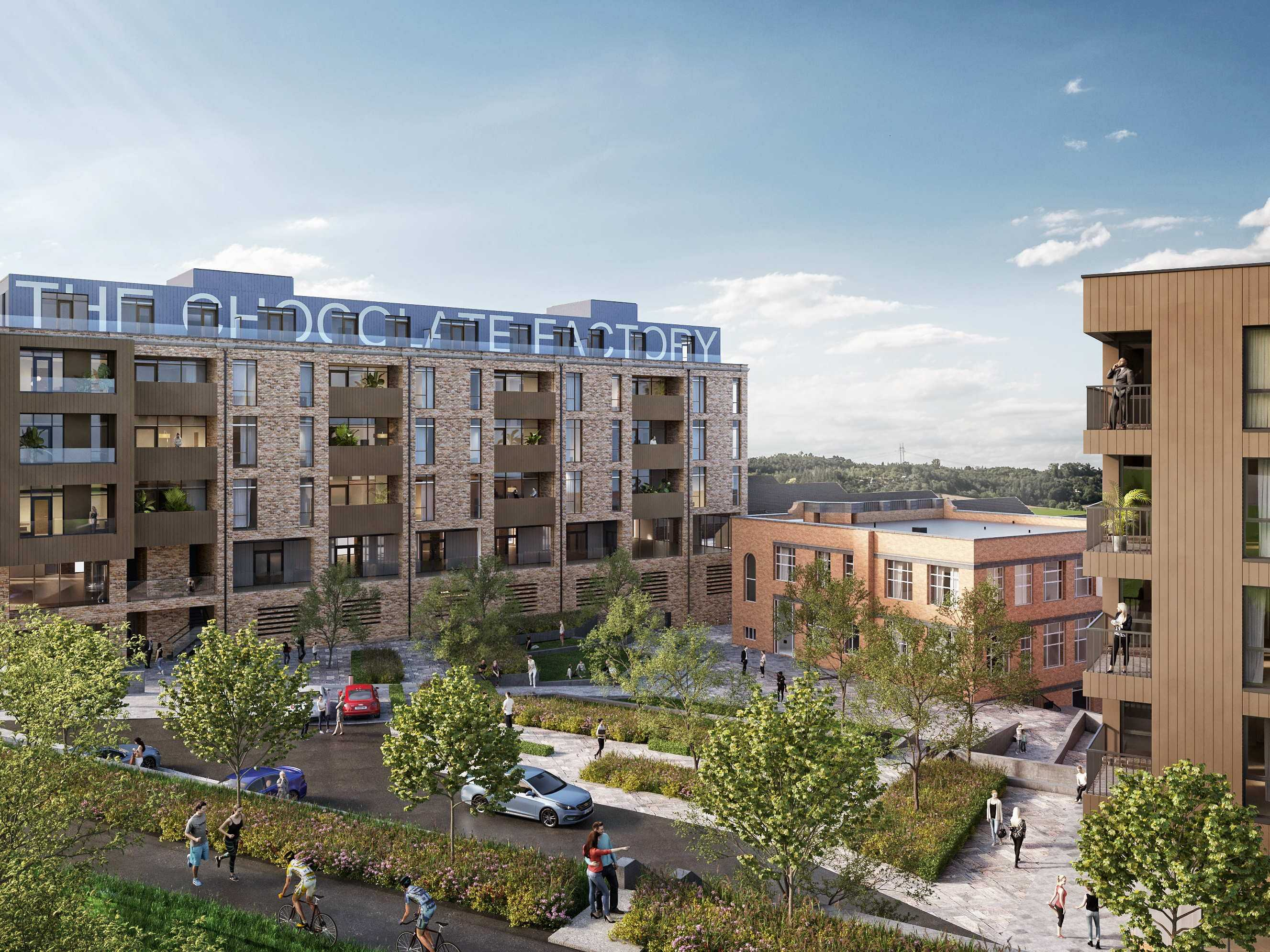 CJ Hole appointed at Greenbank Development