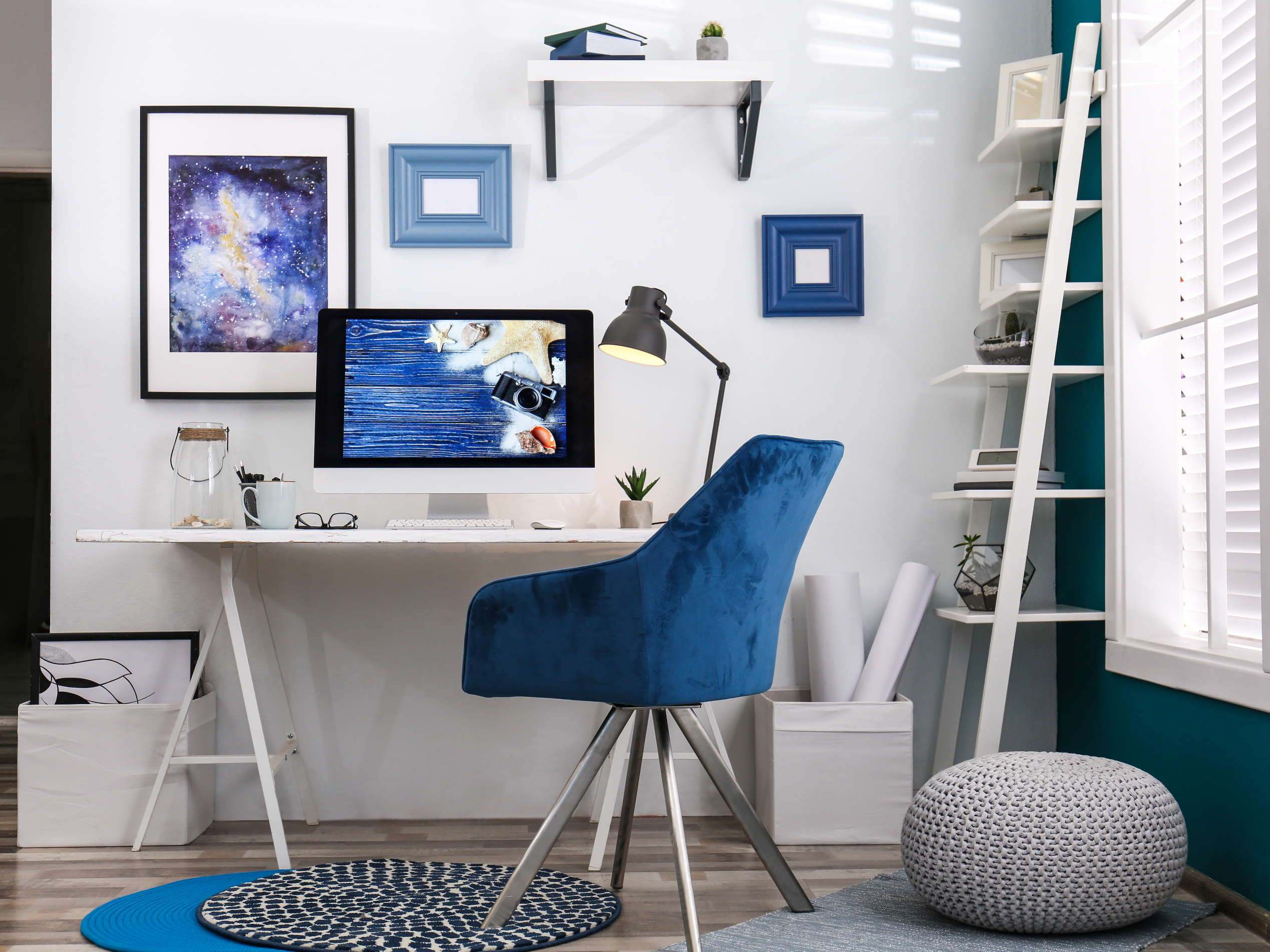 Home office ideas: 5 tips to build your own
