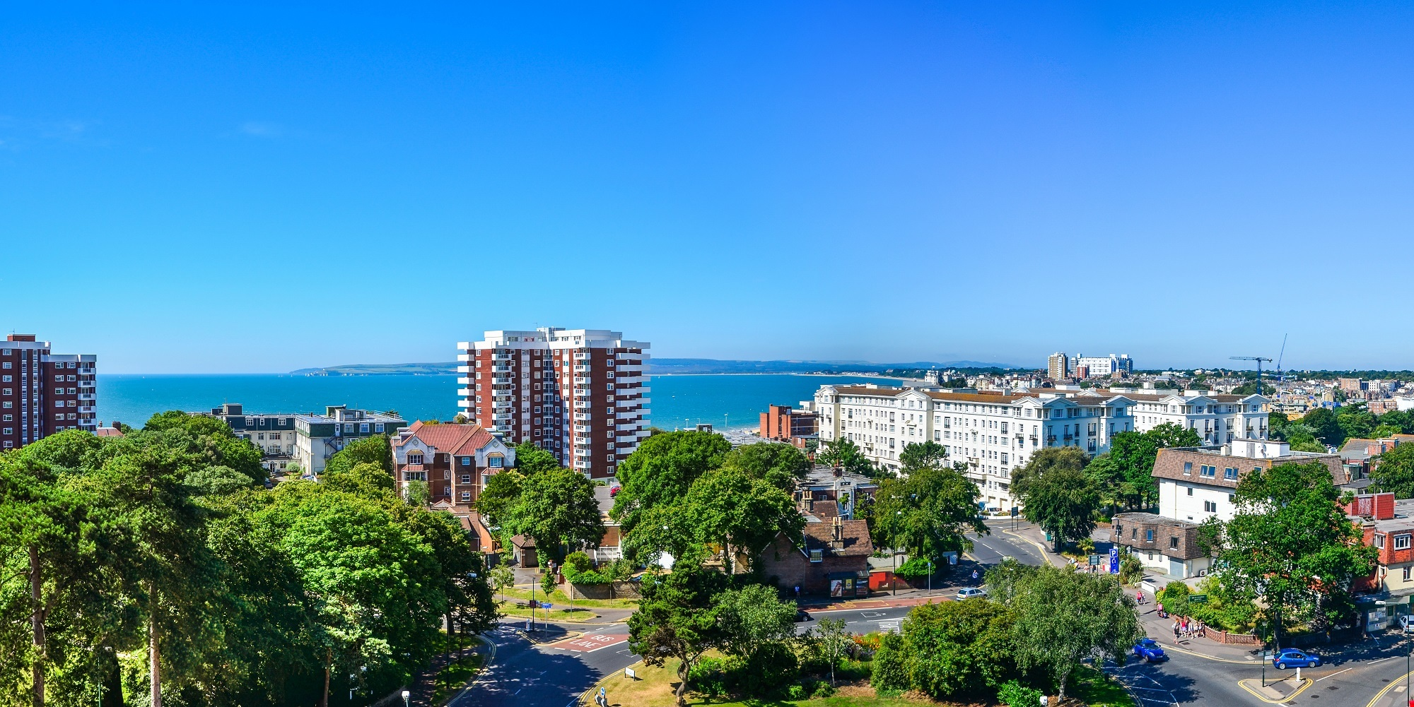 Five of the best homes for sale in Bournemouth