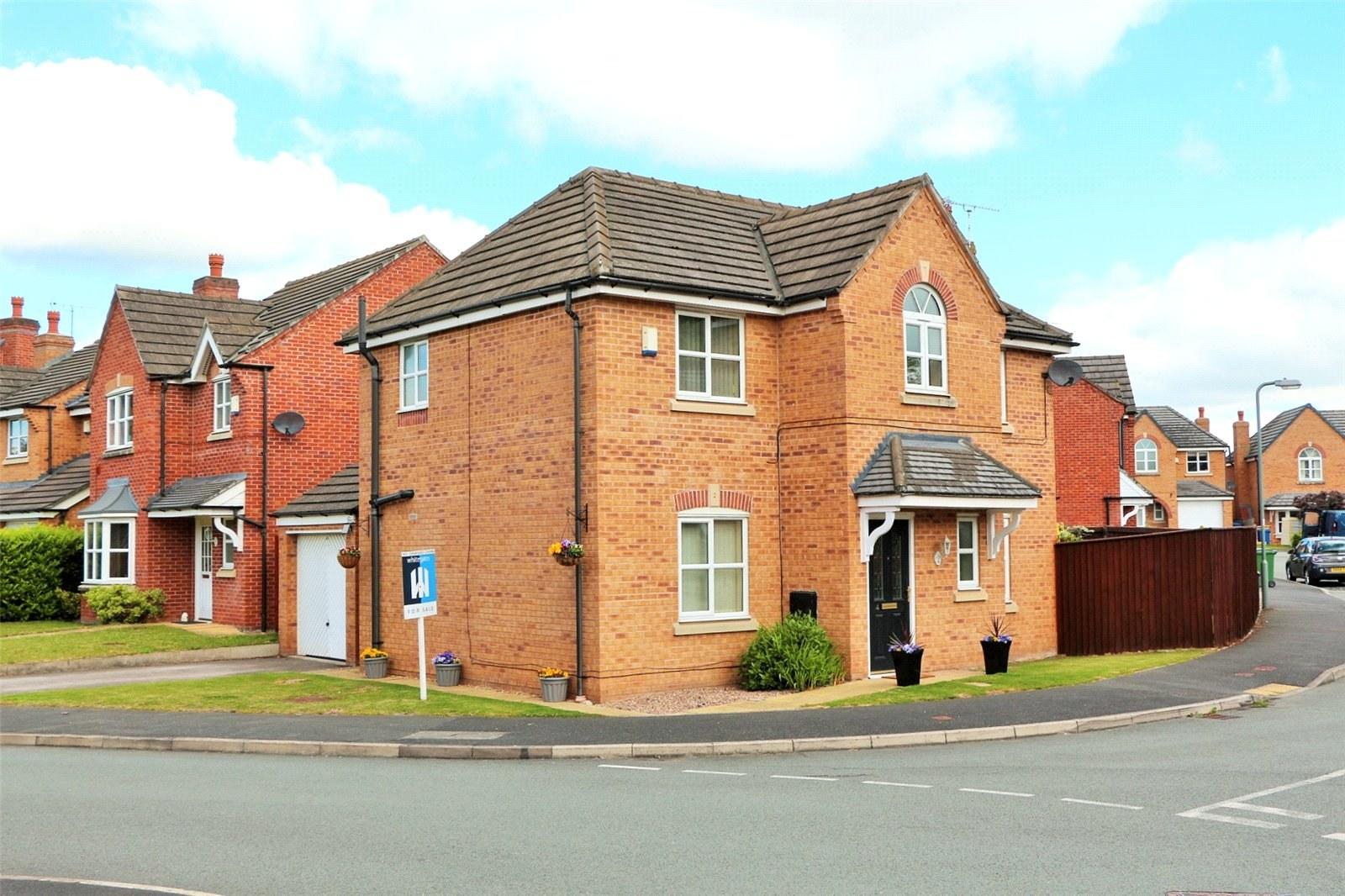 Properties for sale in Wrexham: Five of the best on the market now