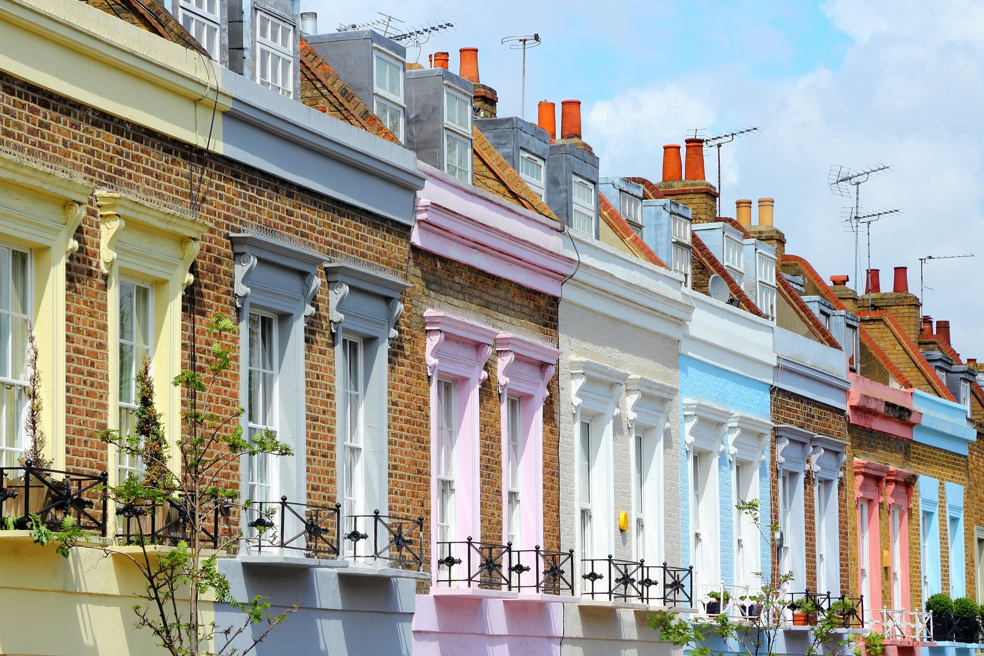 How to get onto the property ladder in London
