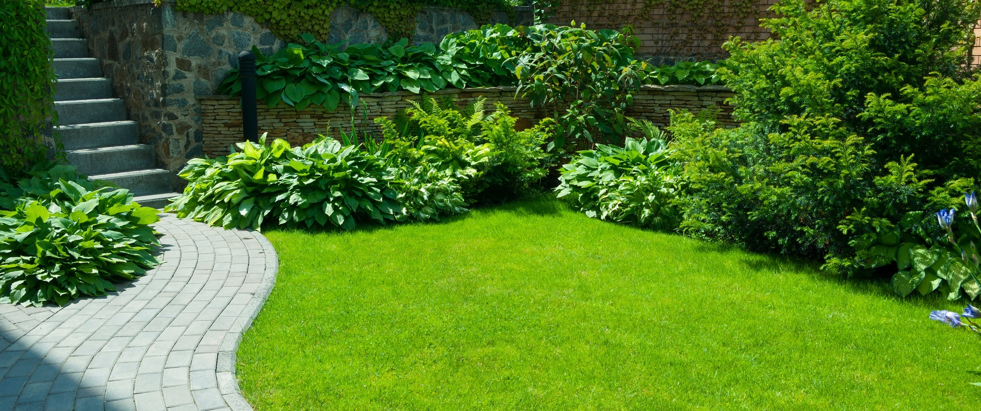 Does a nice garden add value? Yes! And here are five ways you can create one