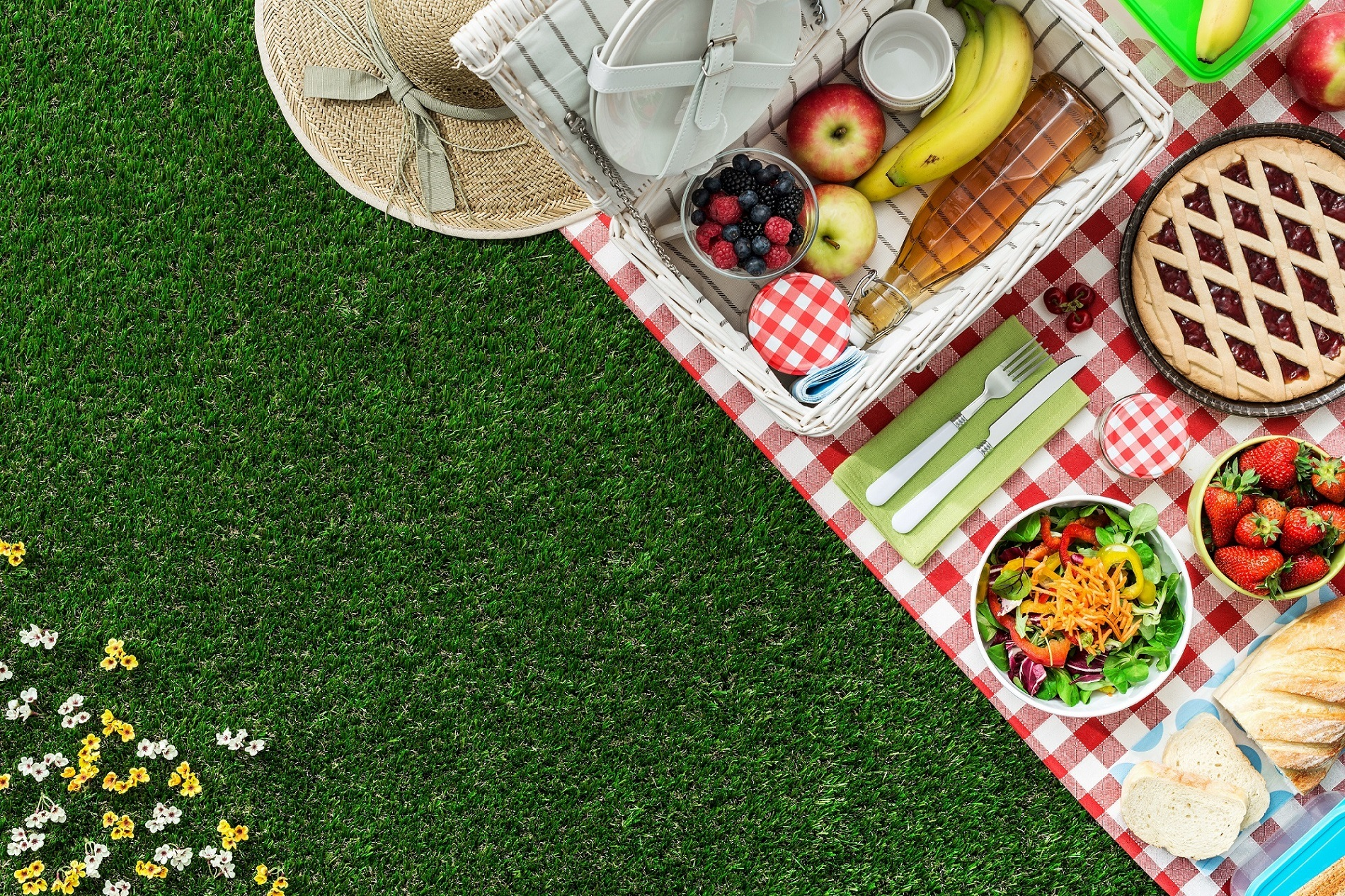 Last few weeks of Summer- How about a Picnic?